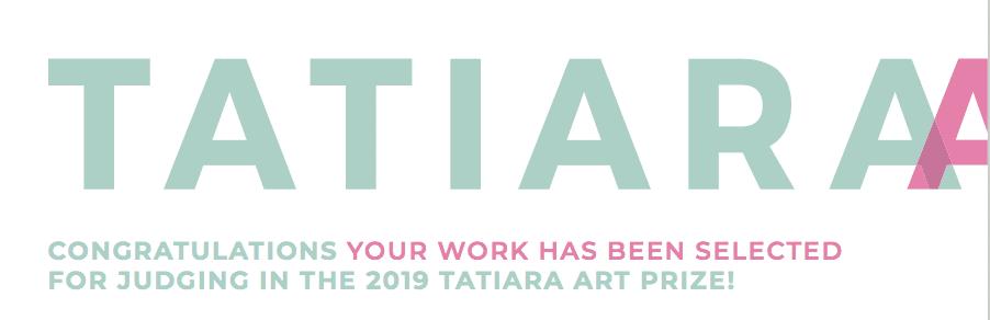 Finalist Tatiara Art Prize 2019